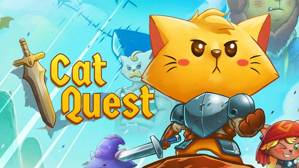 ACTUS | Une version physique pour Cat Quest sur Switch
