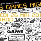 EVENEMENTS   Retrouvez La Chronique du Geek à l'Ares Games Night !