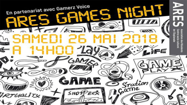 Ares Games Night