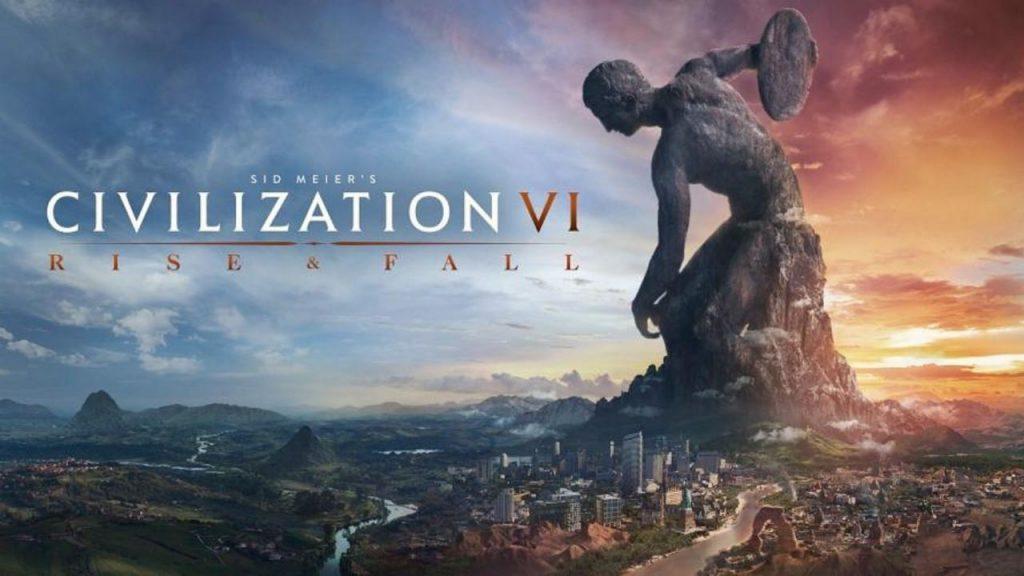 ACTUS | Rise and Fall : la première extension de Civilization VI datée en vidéo