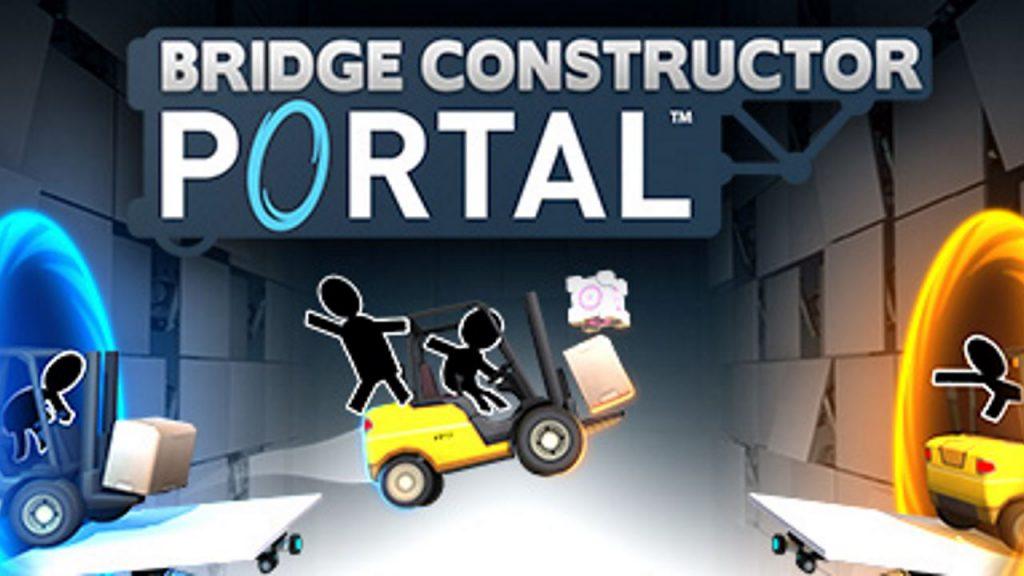 ACTUS | Bridge Constructor Portal : le mélange improbable mais séduisant de deux licences