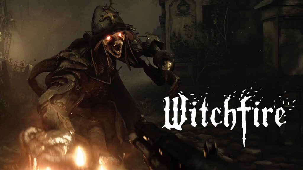 ACTUS | Witchfire, le nouveau jeu des papas de Painkiller
