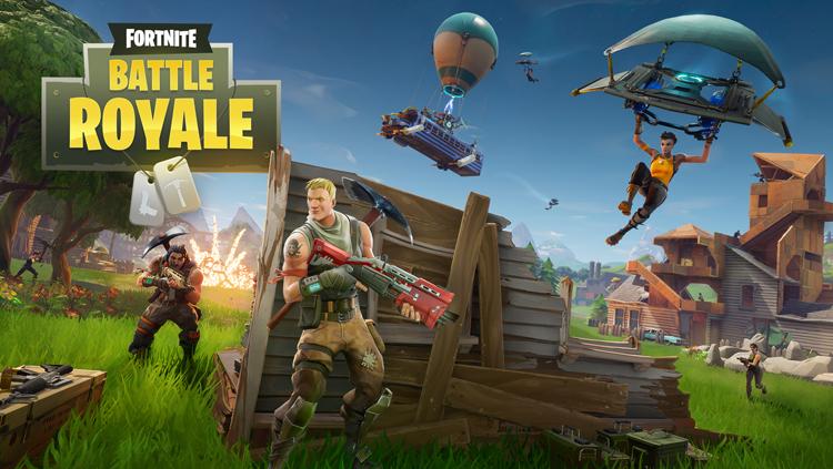 ACTU | La map de Fortnite : Battle Royale mise à jours !