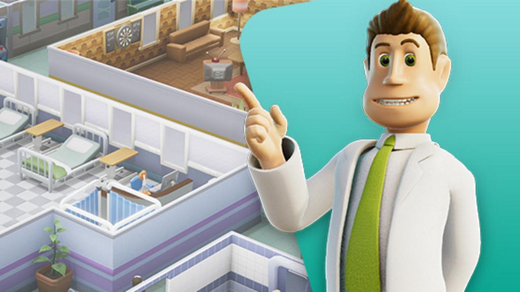 ACTUS | Le retour des jeux de gestion hospitaliers est officialisé avec l'annonce de Two Point Hospital