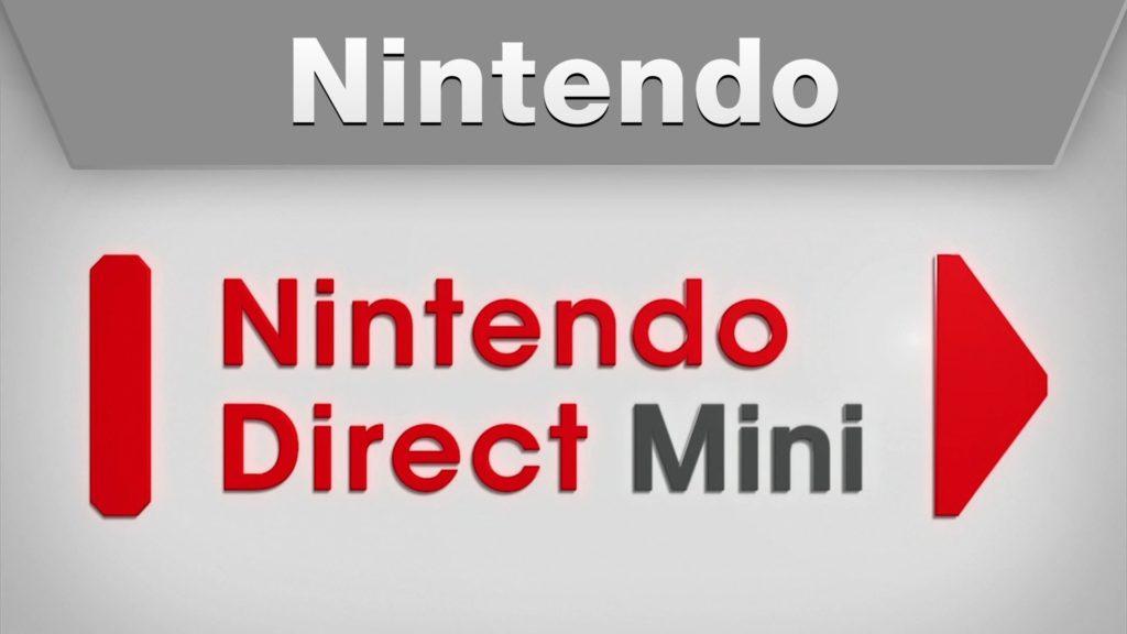 ACTUS | Nintendo Direct «Mini», on vous dit tout