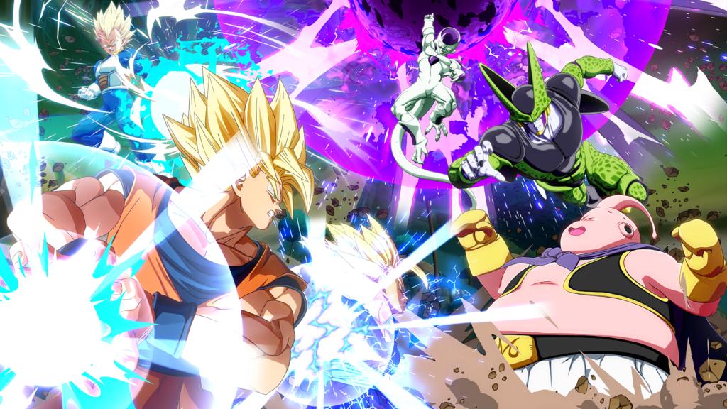 E-SPORT | Dragon Ball Fighter Z : Premier tournoi Je Console à Strasbourg