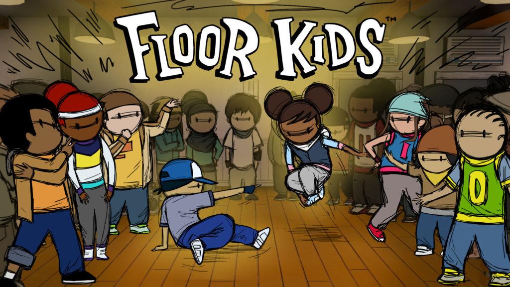 ACTUS | Floor Kids ne fera pas que groover sur la Nintendo Switch