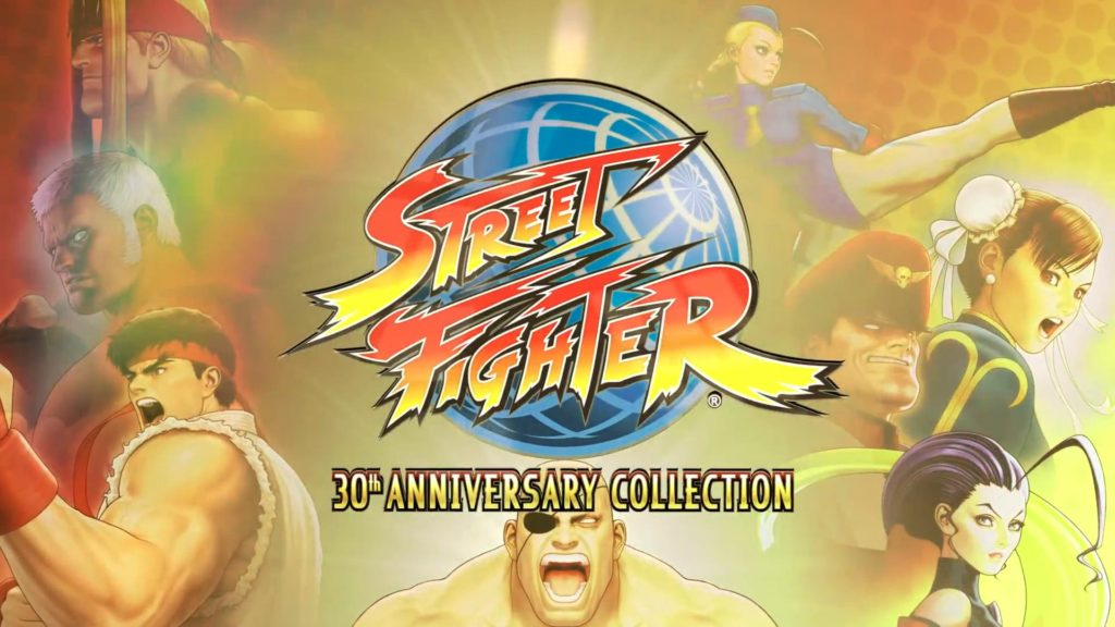 Le collector «Street Fighter 30th Anniversary Collection» by Pix'n Love