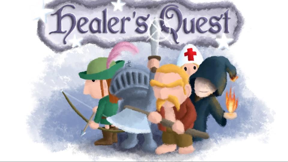 ACTUS | Healer's Quest disponible sur Steam