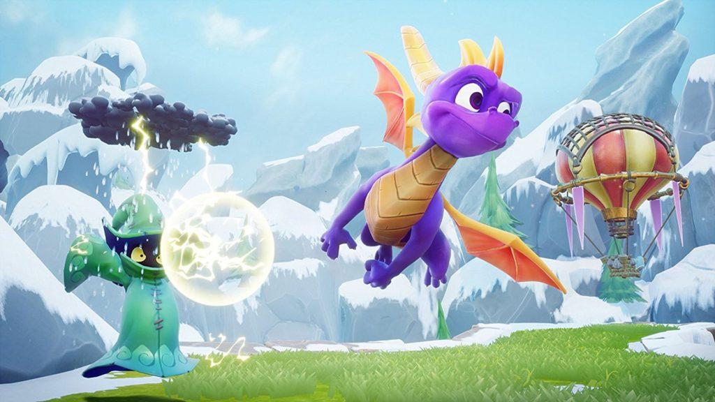 ACTUS | Le grand retour de Spyro daté dans un trailer