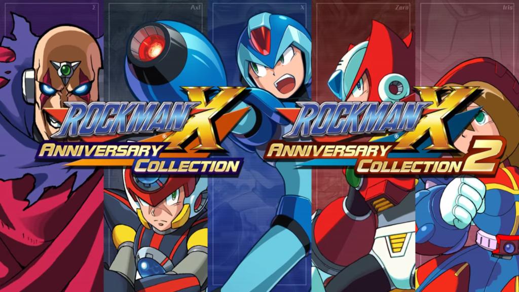 ACTUS | Mega Man X Legacy Collection : une date de sortie !