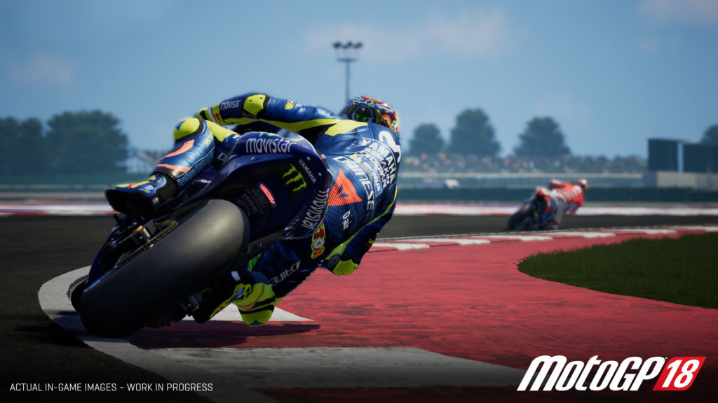 ACTUS | Une date de sortie pour MotoGP 2018