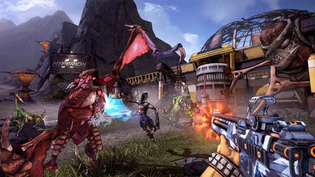 ACTUS | Borderlands 2 sera jouable gratuitement ce weekend sur Steam