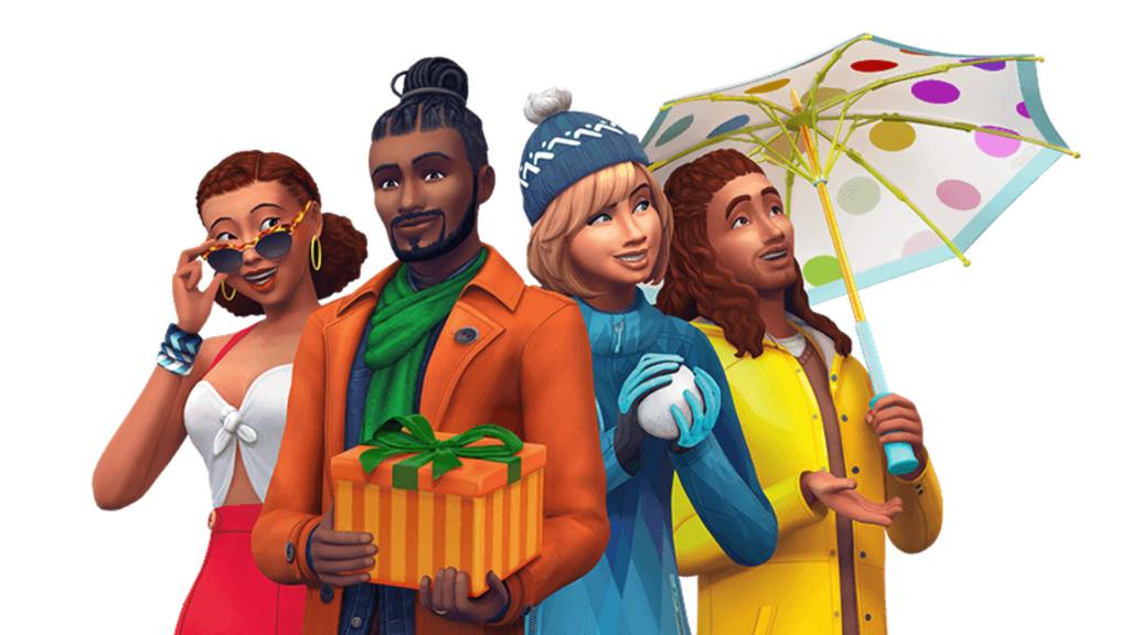 ACTUS | Les Sims 4 : le pack «Saisons» bientôt disponible